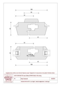 thumbnail of IV-44 KF (Typ 1-2) Stulp Standard