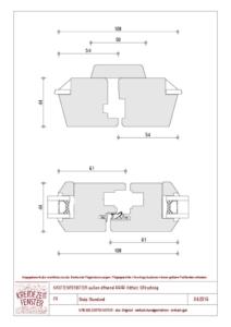 thumbnail of IV-44 KFa (Typ 1-2) Stulp Standard