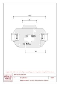thumbnail of IV-68 Fenster Stulp Standard