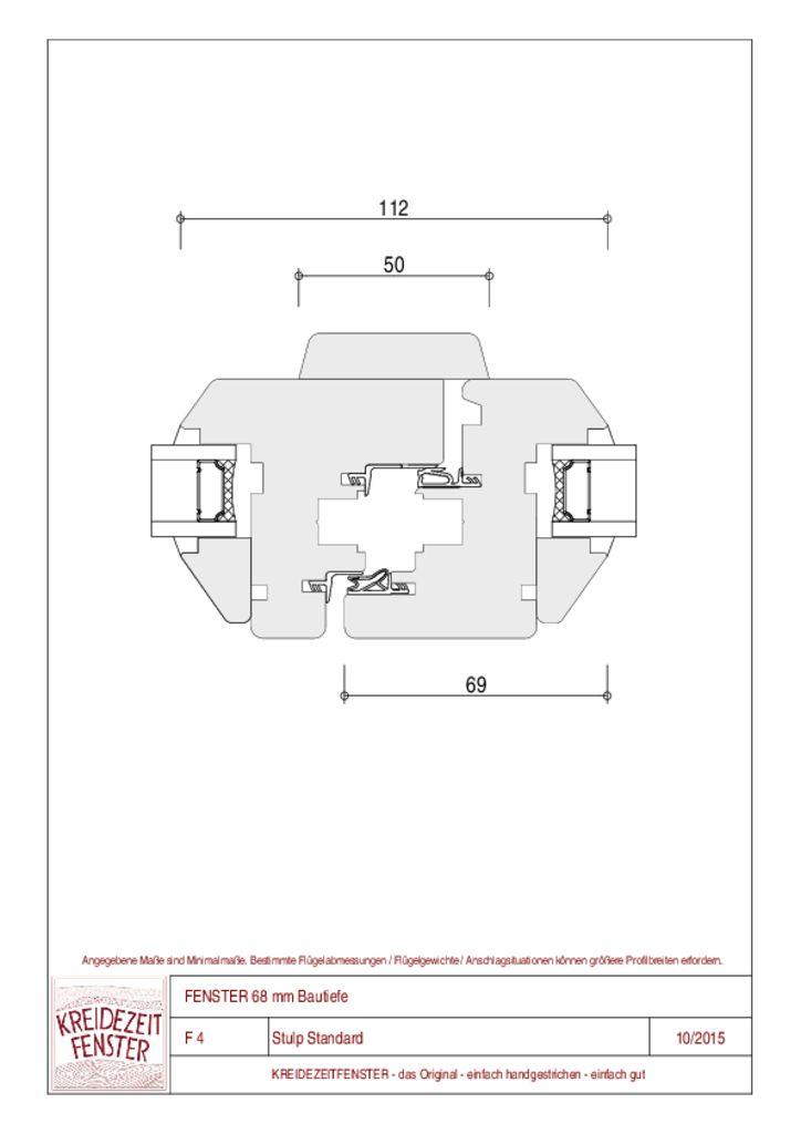 Bekannt Fenster | Kreidezeitfenster TK04
