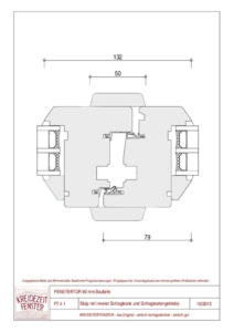 thumbnail of IV-90 Fenstertür Stulp mit SL innen