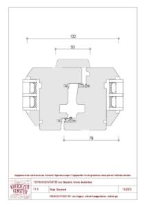 thumbnail of IV-90 Terrassentür Stulp Standard (innen bedienbar)