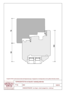 thumbnail of IV-90 Terrassentür oben (beidseitig bedienbar)