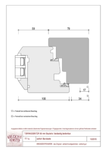thumbnail of IV-90 Terrassentür seitlich Bandseite (beidseitig bedienbar)