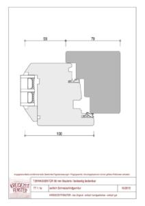 thumbnail of IV-90 Terrassentür seitlich Griffseite (beidseitig bedienbar)