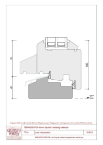 thumbnail of IV-90 Terrassentür unten Holzschwelle (beidseitig bedienbar)